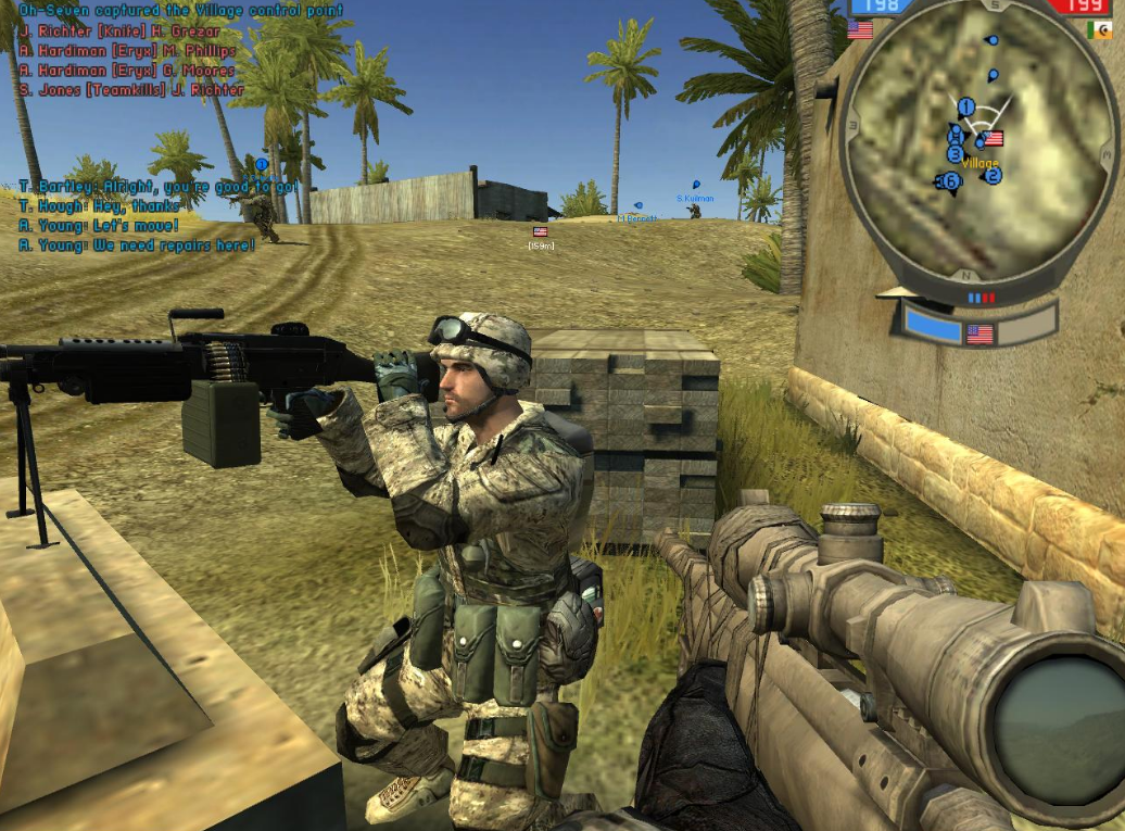 Battlefield 2 iOS Latest Version Free Download