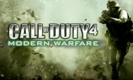 Call Of Duty 4 Modern Warfare PC Latest Version Free Download