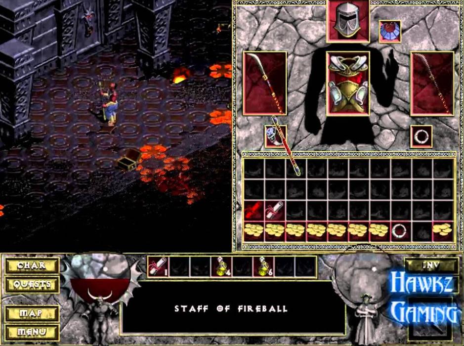 Diablo Hellfire Version Full Mobile Game Free Download