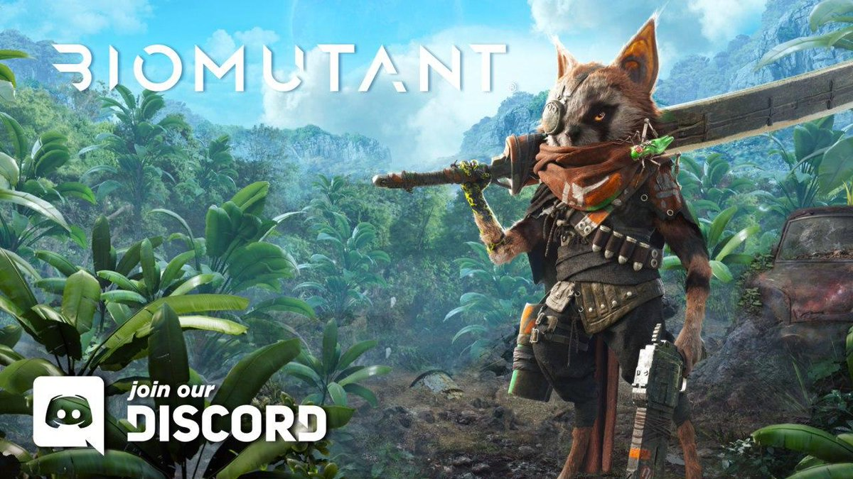 BioMutant PC Full Version Free Download