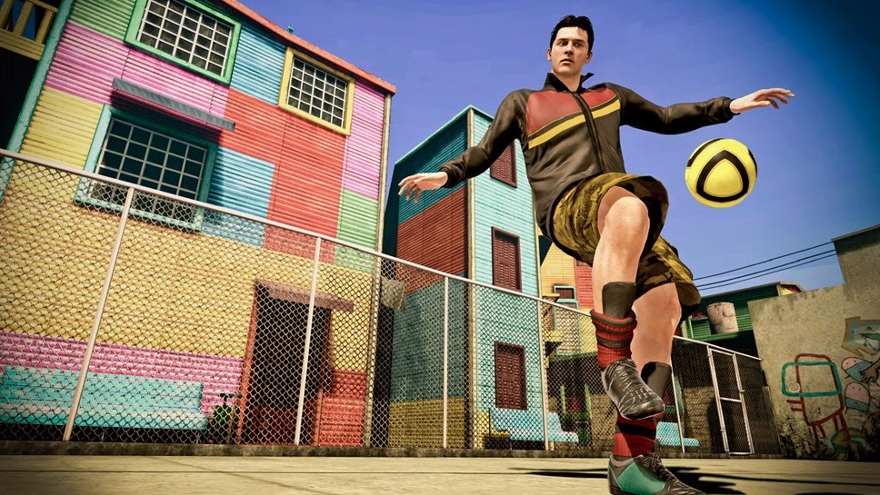 Fifa Street 4 PC Full Version Free Download