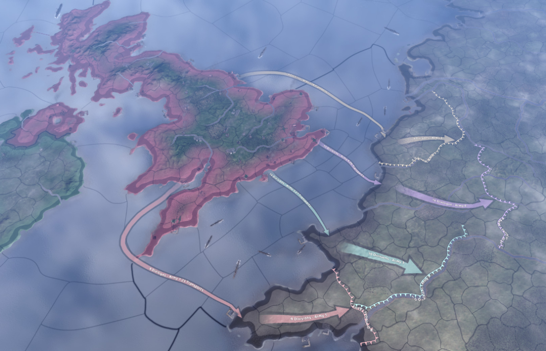Hearts Of Iron 4 iOS Latest Version Free Download