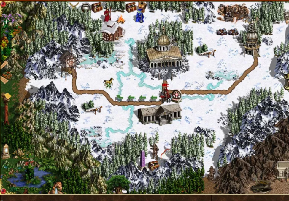 Heroes Of Might And Magic 3 PC Latest Version Free Download
