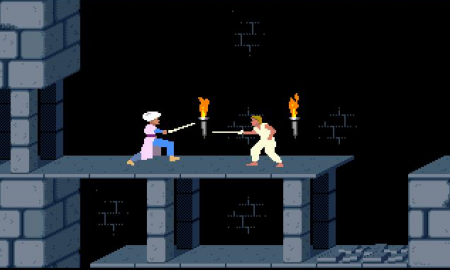 Prince Of Persia 1989 PC Latest Version Game Free Download