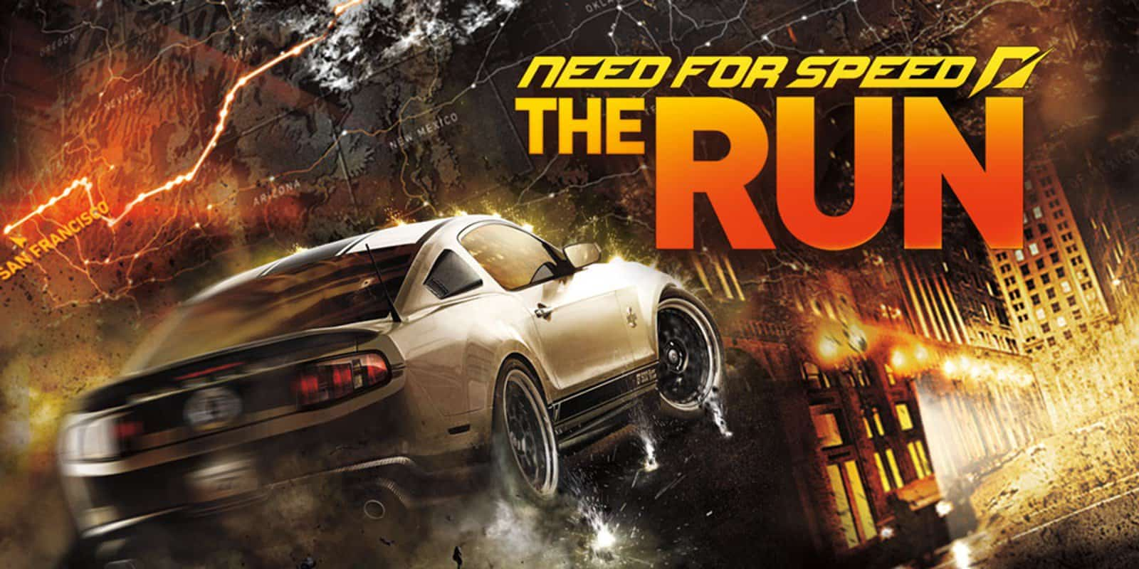 Need For Speed The Run PC Version Game Free Download