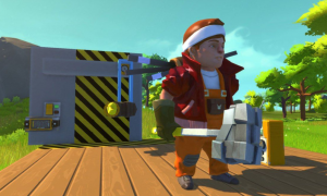 Scrap Mechanic iOS/APK Full Version Free Download