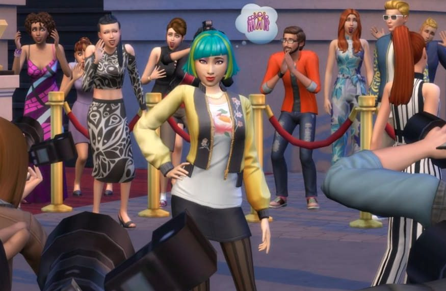 Sims 4 Get Famous iOS/APK Version Full Game Free Download