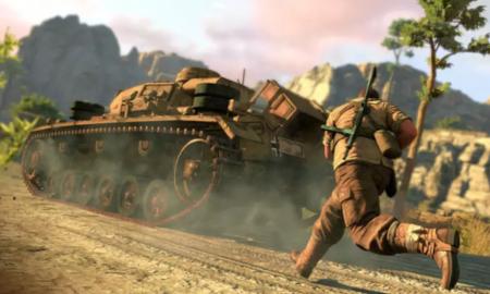 Sniper Elite 3 PC Version Game Free Download