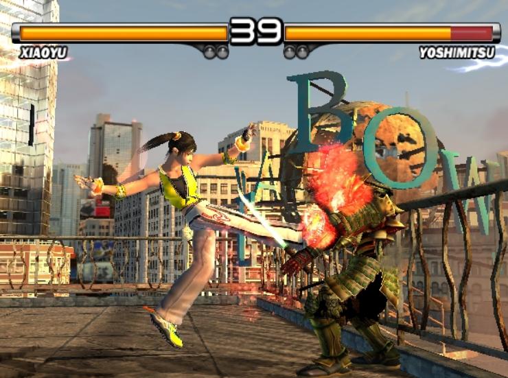 Tekken 4 Android Full Mobile Version Free Download