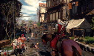 The Witcher 3 Wild Hunt iOS/APK Version Full Game Free Download