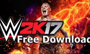 Wwe2k17 PC Latest Version Free Download