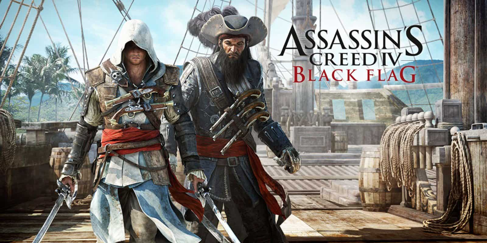 Assassin's Creed IV Black Flag iOS/APK Full Version Free Download