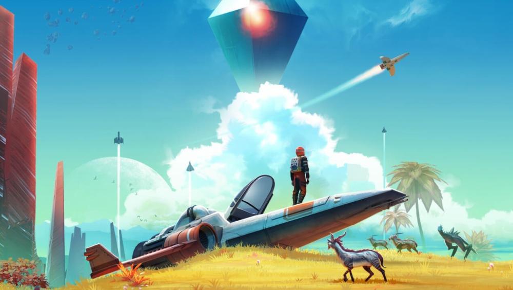 No Man's Sky PC Game Free Download