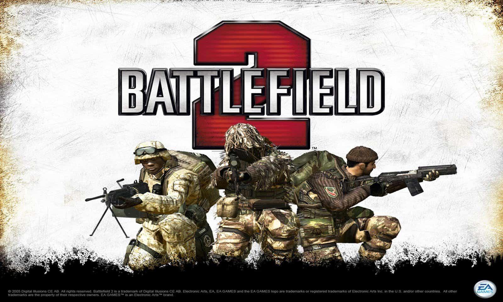 Battlefield 2 PC Full Version Free Download