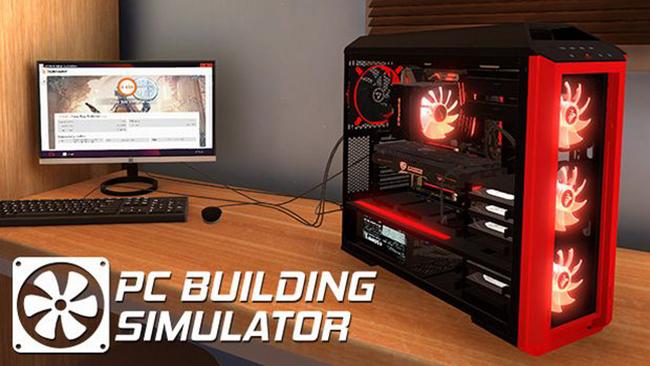 PC Building Simulator PC Latest Version Game Free Download