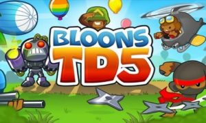 Bloons TD 5 PC Latest Version Free Download