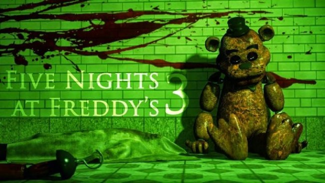 Five Nights At Freddy's 3 Full Mobile Version Free Download