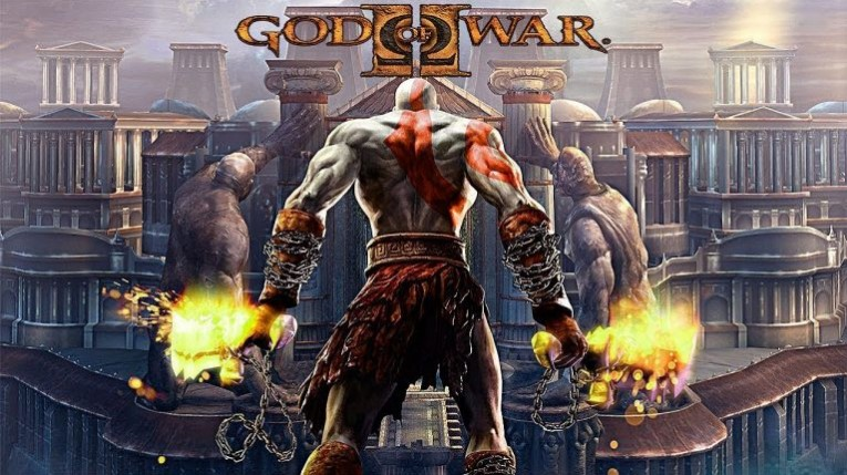 God Of War 2 iOS/APK Full Version Free Download