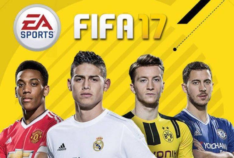 FIFA 17 Full Mobile Version Free Download