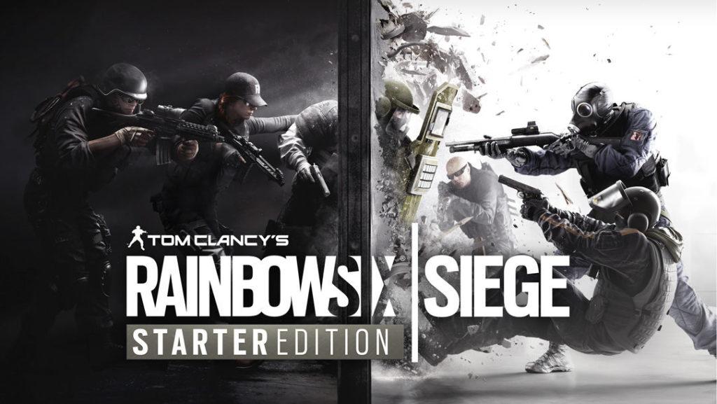 Tom Clancy's Rainbow Six Siege PC Game Free Download
