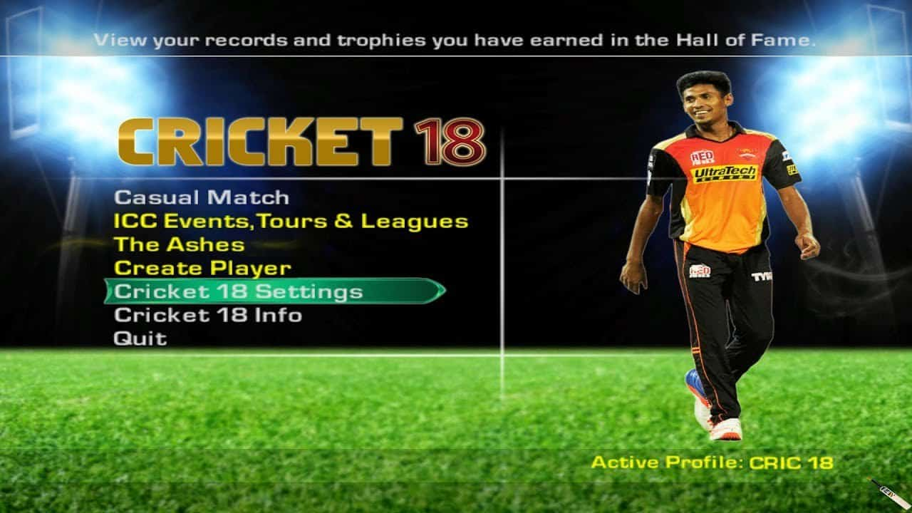 EA Sports Cricket iOS Latest Version Free Download