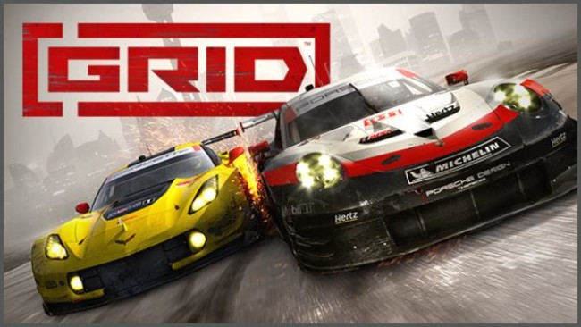 GRID PC Latest Version Game Free Download