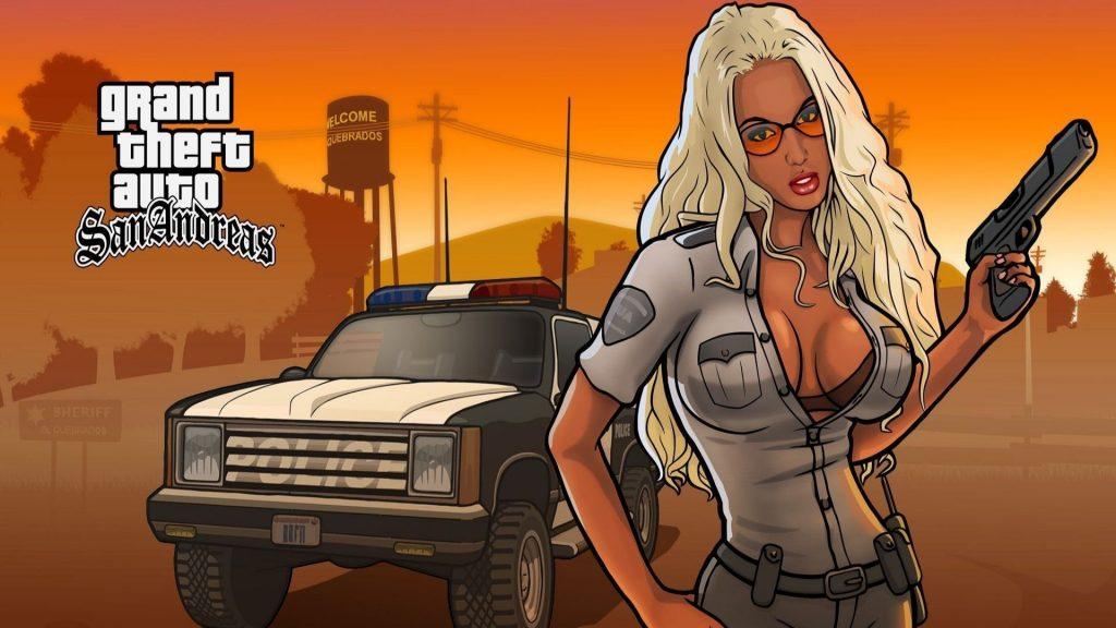 GTA San Andreas PC Full Version Free Download