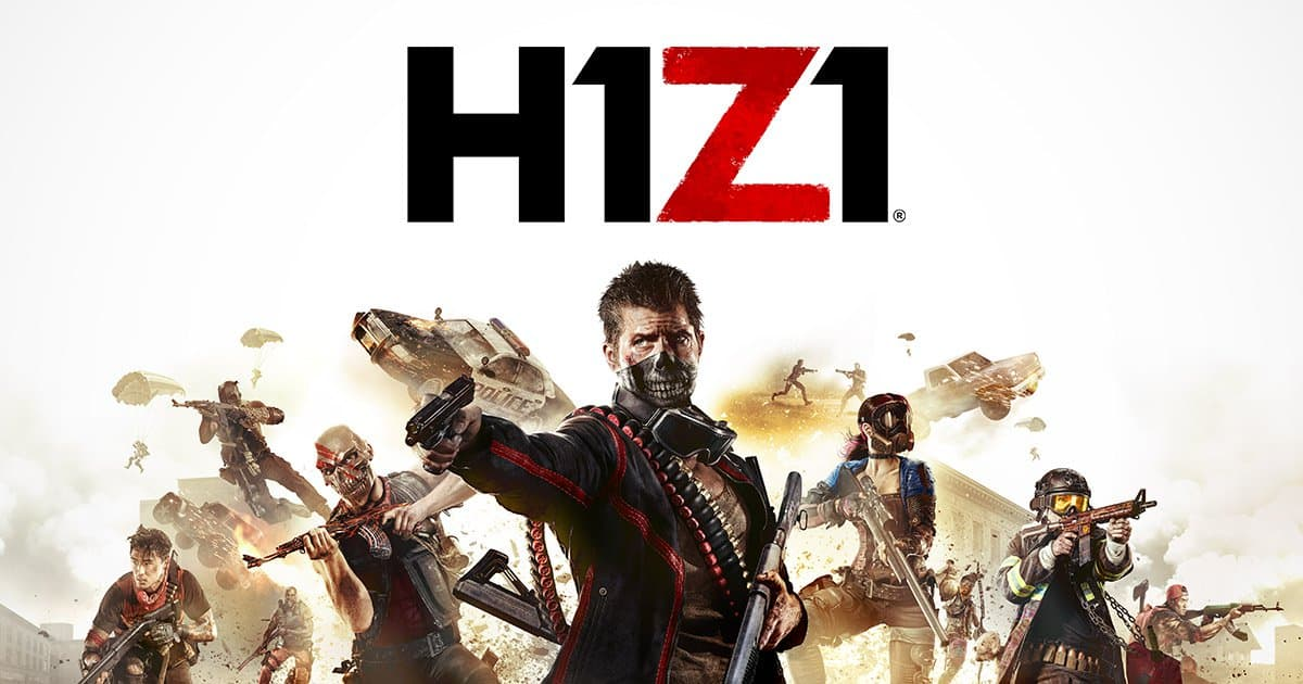 H1Z1 PC Game Free Download