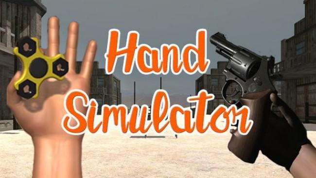 Hand Simulator PC Latest Version Game Free Download