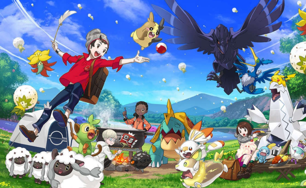 Pokemon Sword And Shield PC Game Free Download