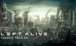 Left Alive iOS/APK Version Full Game Free Download