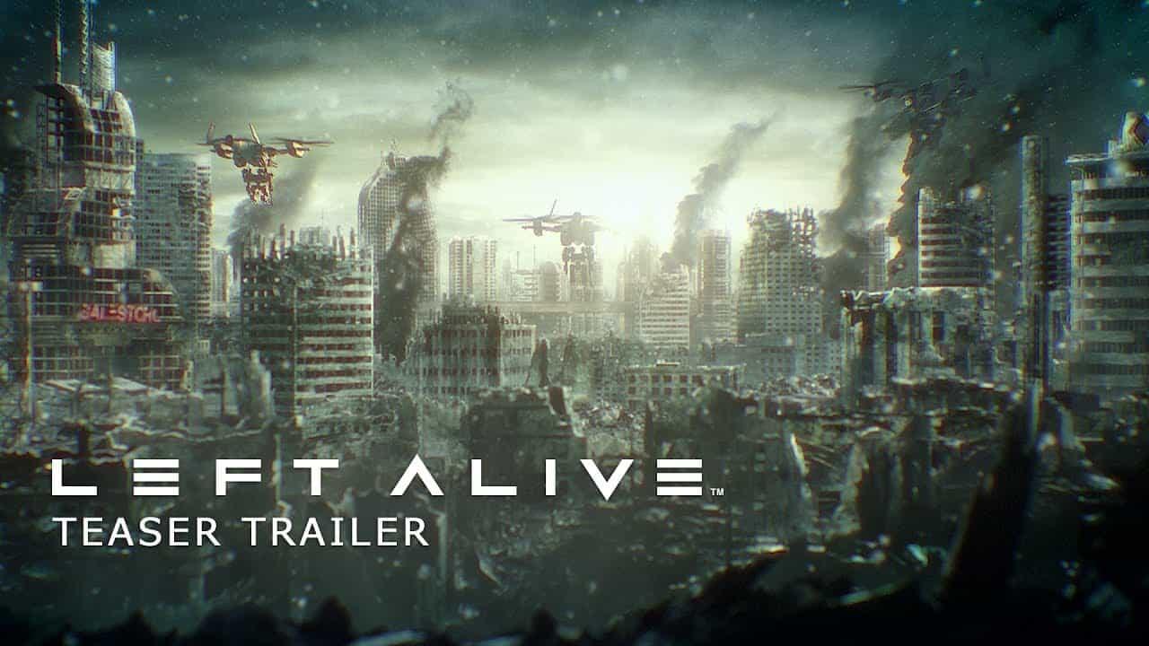 Left Alive iOS/APK Version Full Game Free Download