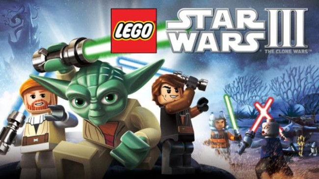 Lego Star Wars III – The Clone Wars iOS Latest Version Free Download