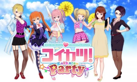 Koikatsu Party iOS/APK Full Version Free Download