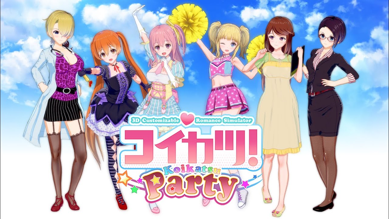 Koikatsu Party iOS/APK Full Version Free Download