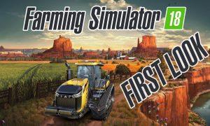 Farming Simulator 18 PC Version Game Free Download