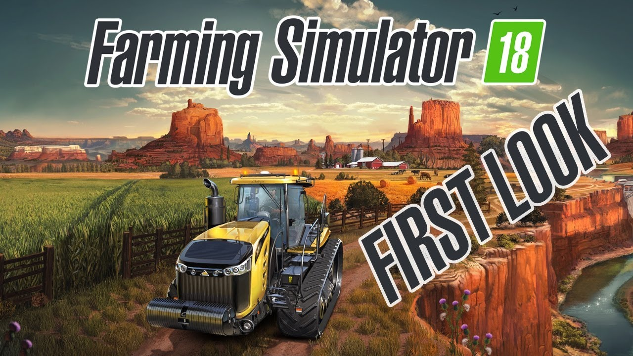Farming Simulator 18 PC Version Game Free Download