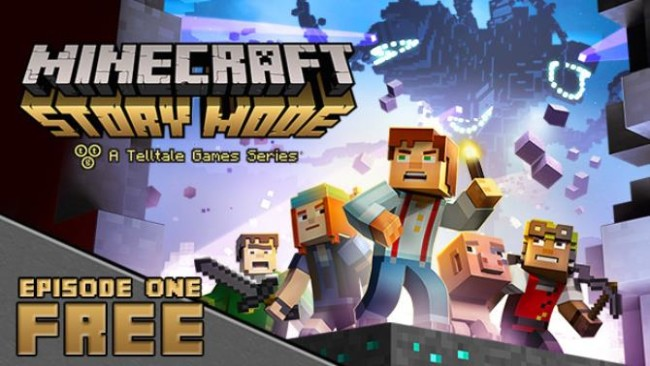 Minecraft: Story Mode – A Telltale Games Series iOS/APK Full Version Free Download