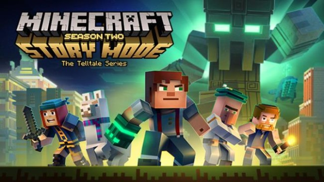 Minecraft: Story Mode – Season PC Game Free Download PC Full Version Free Download