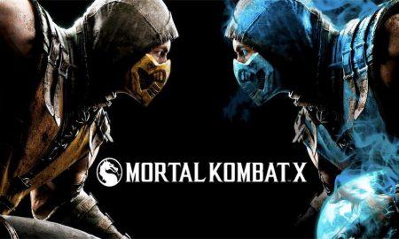 Mortal Kombat X iOS/APK Version Full Game Free Download