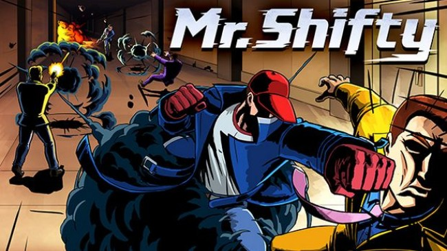 Mr. Shifty PC Version Game Free Download