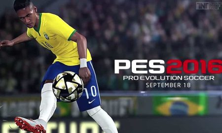 PES 16 / Pro Evolution Soccer 2016 PC Version Game Free Download