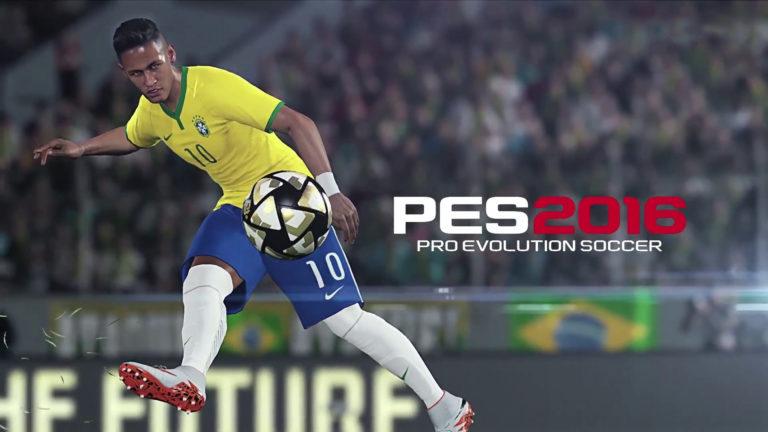 Pro Evolution Soccer 2016 iOS/APK Version Full Game Free Download