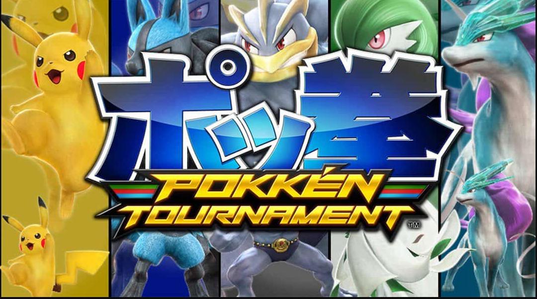 Pokken Tournament PC Game Free Download