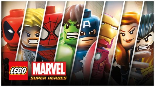 Lego Marvel Super Heroes iOS Latest Version Free Download