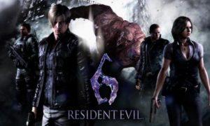 Resident Evil 6 / Biohazard 6 Version Full Mobile Game Free Download