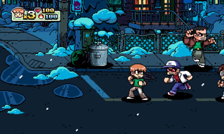 Scott Pilgrim Vs The World PC Latest Version Free Download