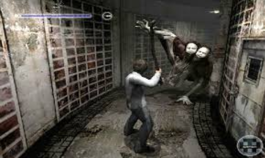 Silent Hill 4 Version Full Mobile Game Free Download
