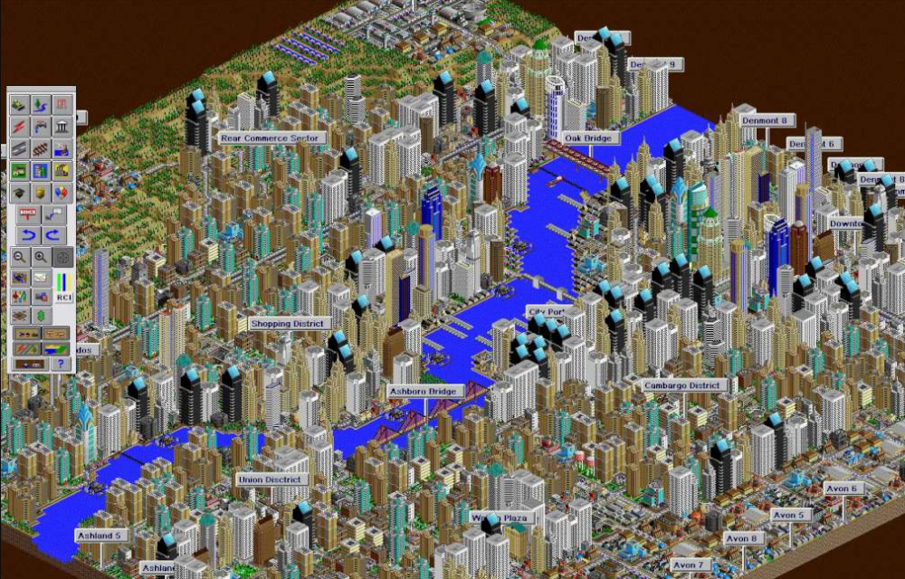 Simcity 2000 iOS/APK Full Version Free Download