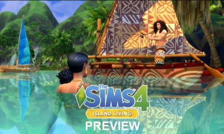 Sims 4 Island Living iOS/APK Full Version Free Download